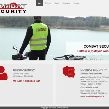 combat security