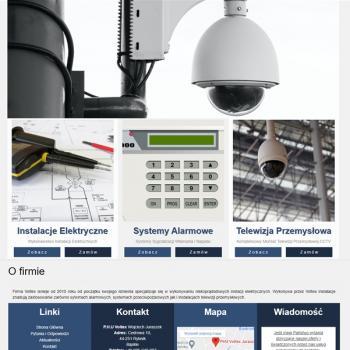 Strona Internetowa firmy Voltex
